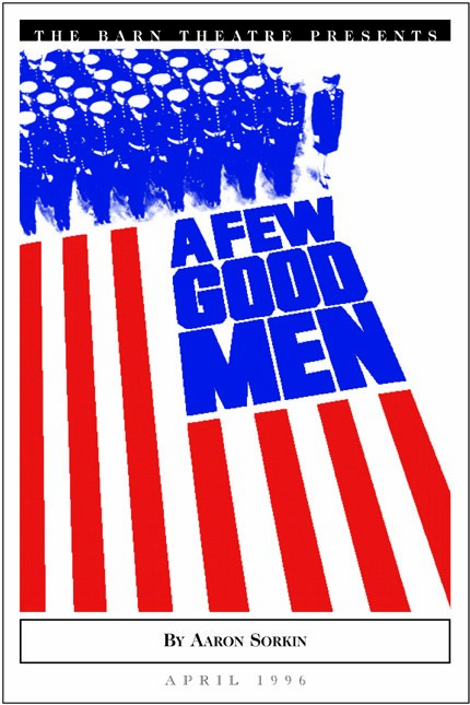 Program Cover for A Few Good Men