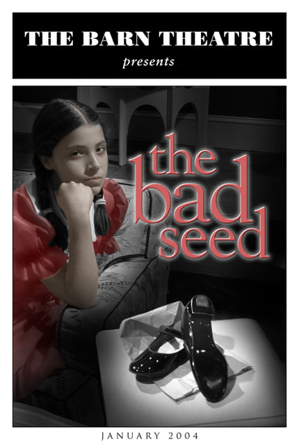 Program Cover for The Bad Seed