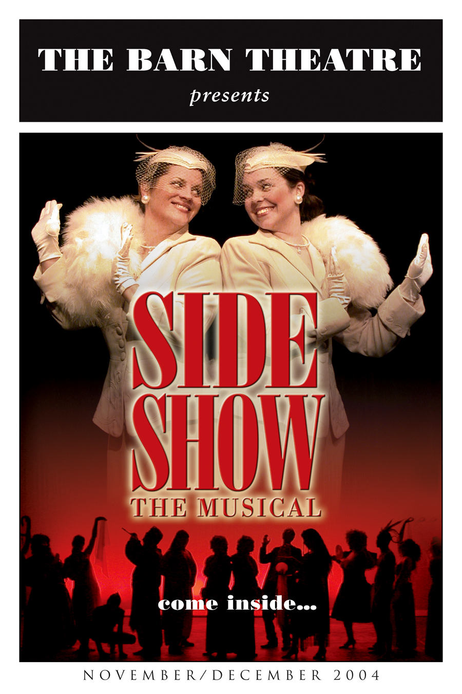 Program Cover for Side Show