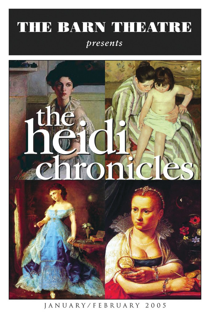 Program Cover for The Heidi Chronicles