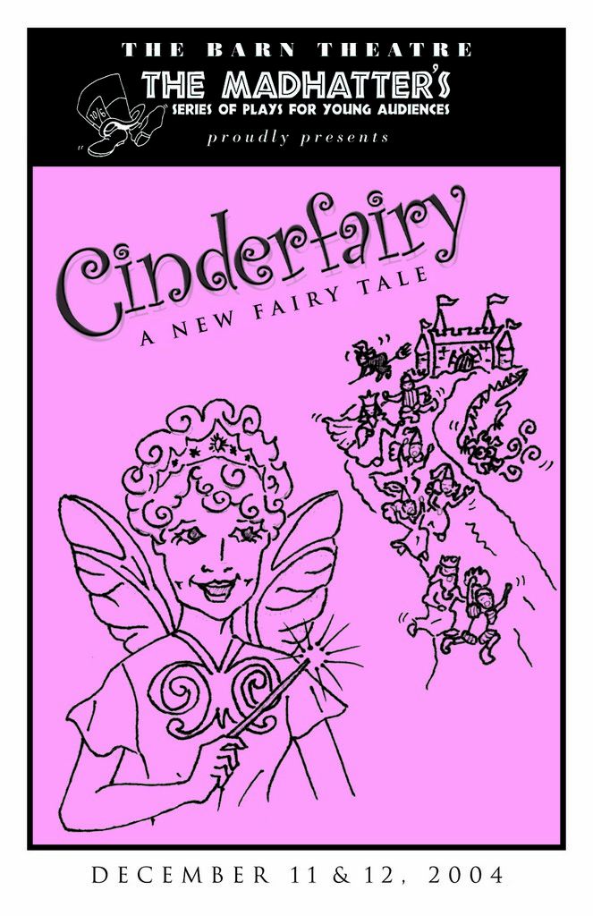 Program Cover for Cinderfairy