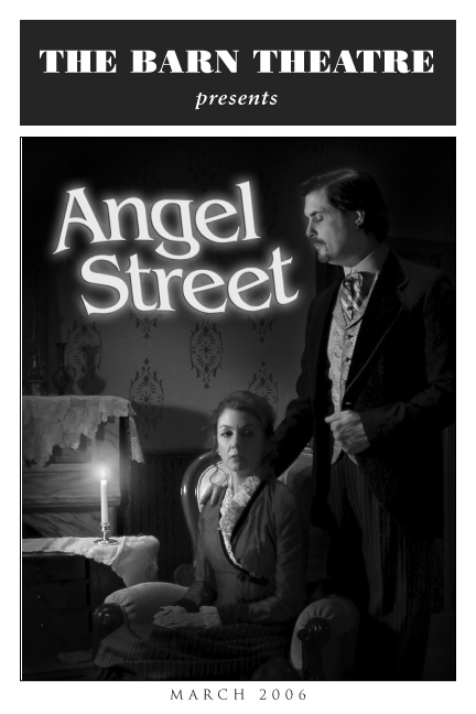 Program Cover for Angel Street