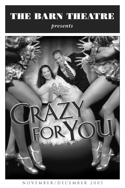 Program Cover for Crazy For You