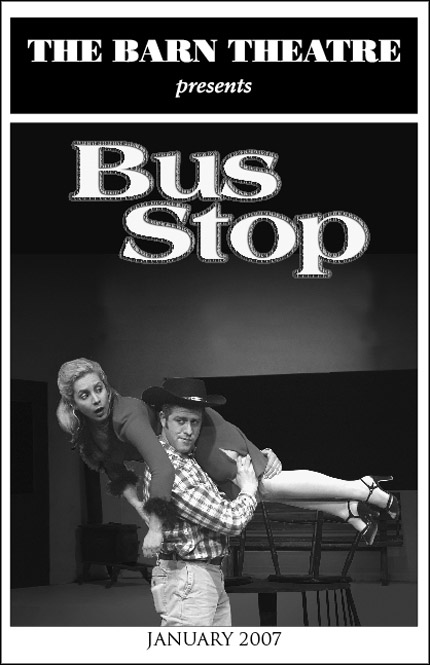 Program Cover for Bus Stop