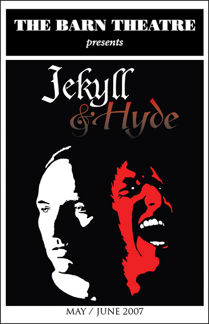 Program Cover for Jekyll & Hyde