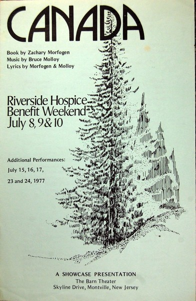 Program Cover for Canada