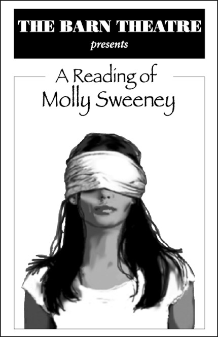 Program Cover for Molly Sweeney (A Reading)