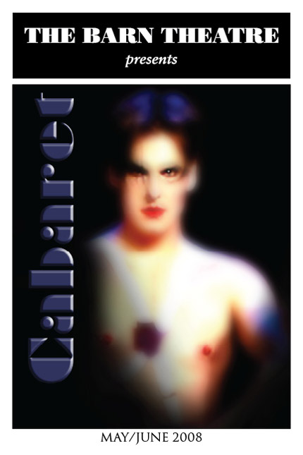 Program Cover for Cabaret