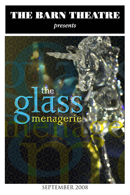 Program Cover for The Glass Menagerie