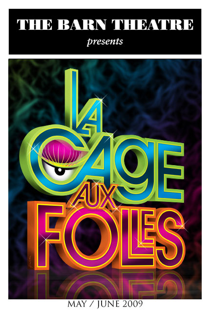 Program Cover for La Cage aux Folles