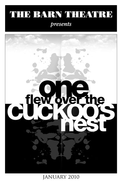 Program Cover for One Flew Over the Cuckoo's Nest