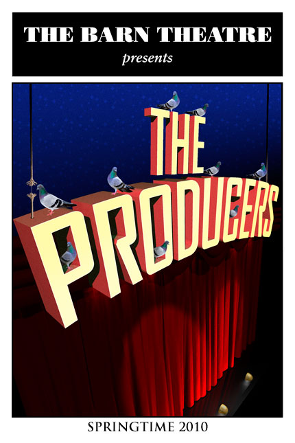 Program Cover for The Producers