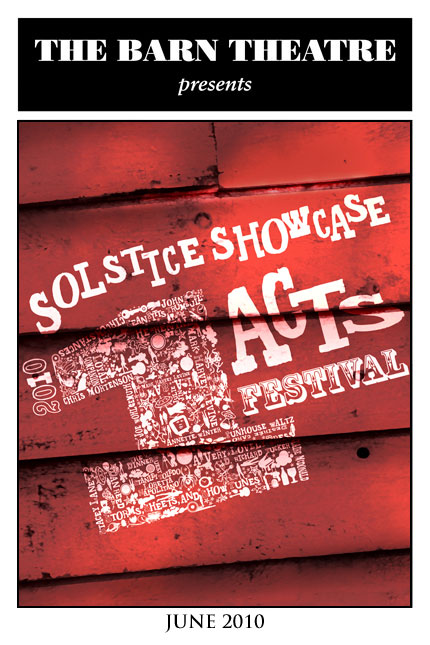 Image result for barn theatre nj solstice showcase