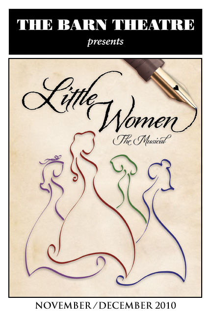 Program Cover for Little Women