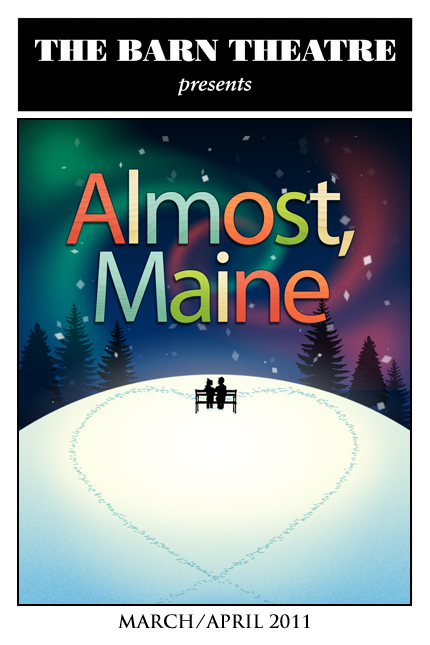 Program Cover for Almost, Maine
