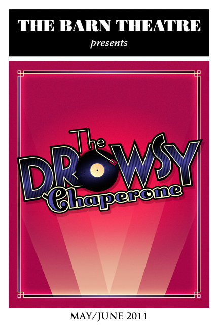 Program Cover for The Drowsy Chaperone