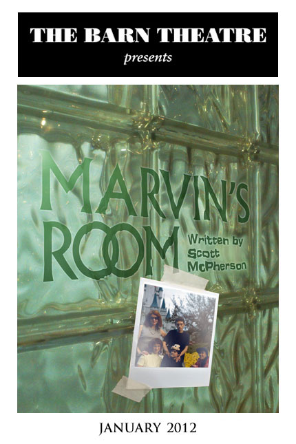 Program Cover for Marvin's Room