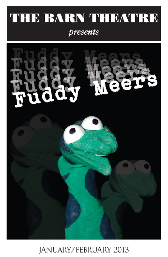Program Cover for Fuddy Meers