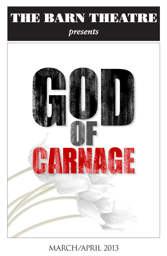 Program Cover for God of Carnage