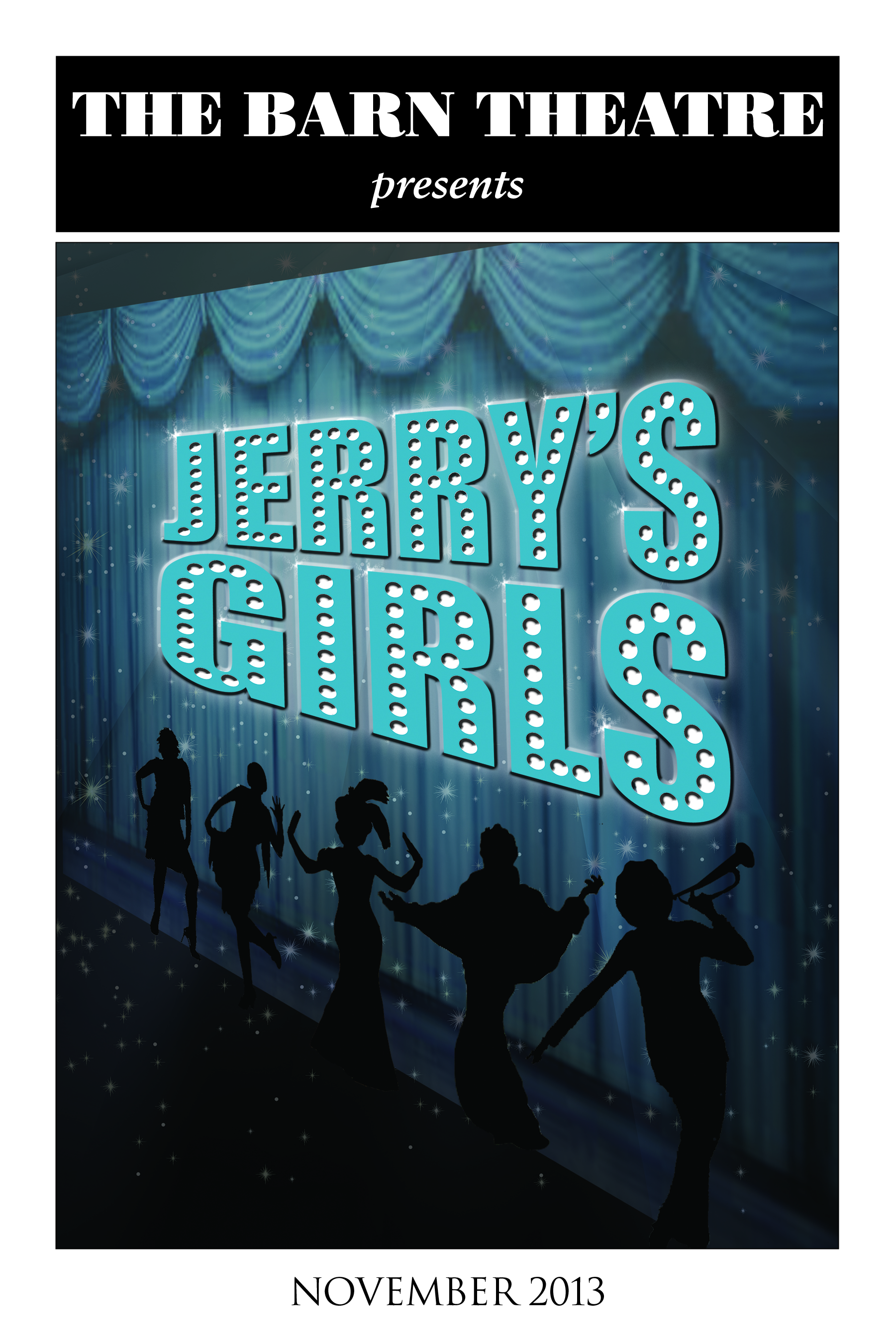 Program Cover for Jerry's Girls