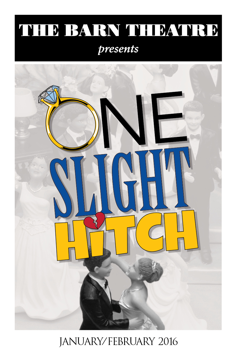 Program Cover for One Slight Hitch
