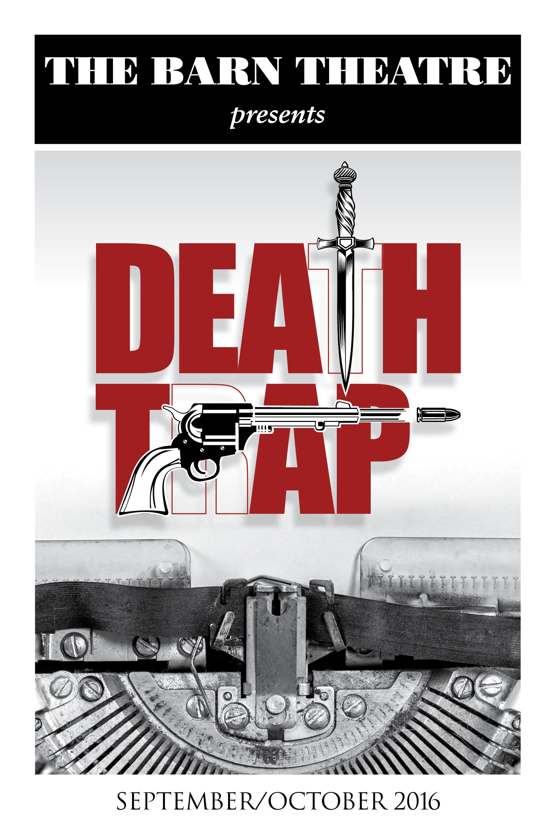 Program Cover for Deathtrap