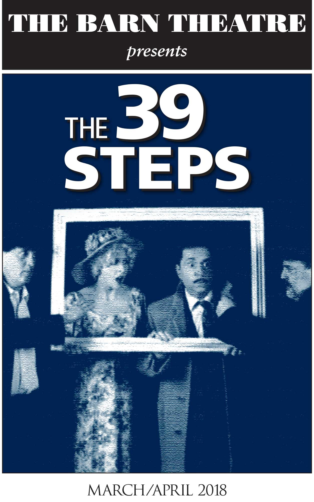 Program Cover for The 39 Steps