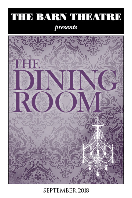 Program Cover for The Dining Room
