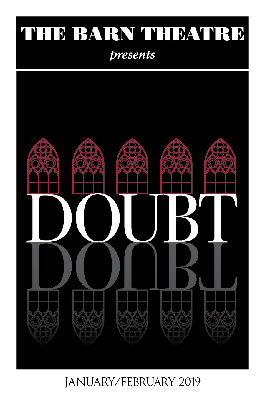 Program Cover for Doubt