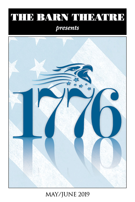 Program Cover for 1776