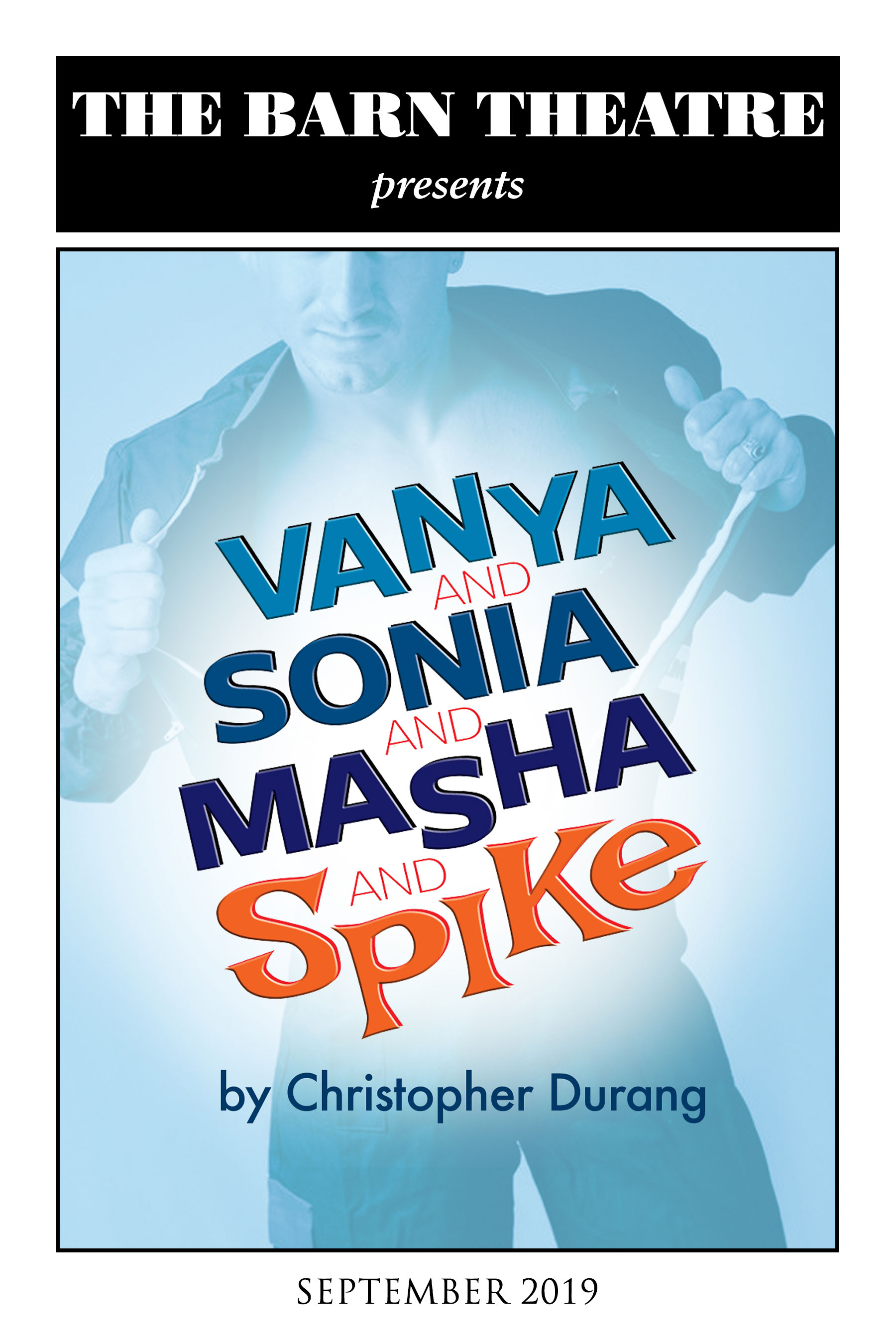 Program Cover for Vanya and Sonia and Masha and Spike