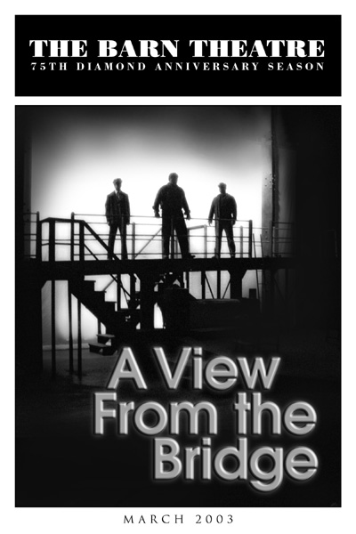 Program Cover for A View From The Bridge