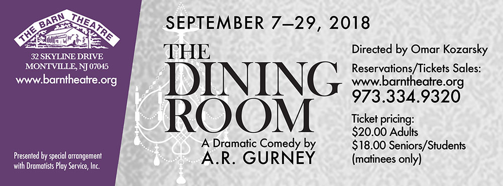 The Dining Room Closes