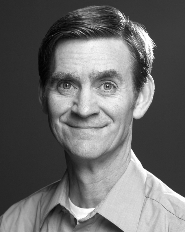Headshot of Michael Yoder