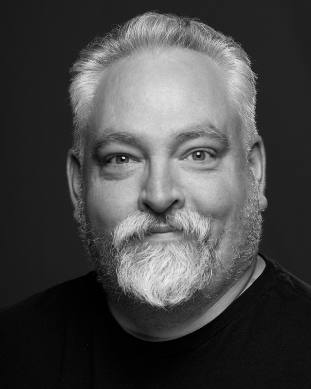 Headshot of Jeff Dopson