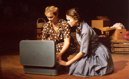 Kindertransport : Our 2001-2002 Season : The Barn Theatre